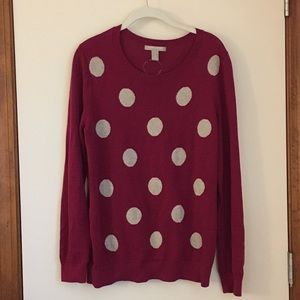 Comfy sweater, hardly worn